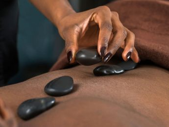 Hot stone massage in Accra, East Legon