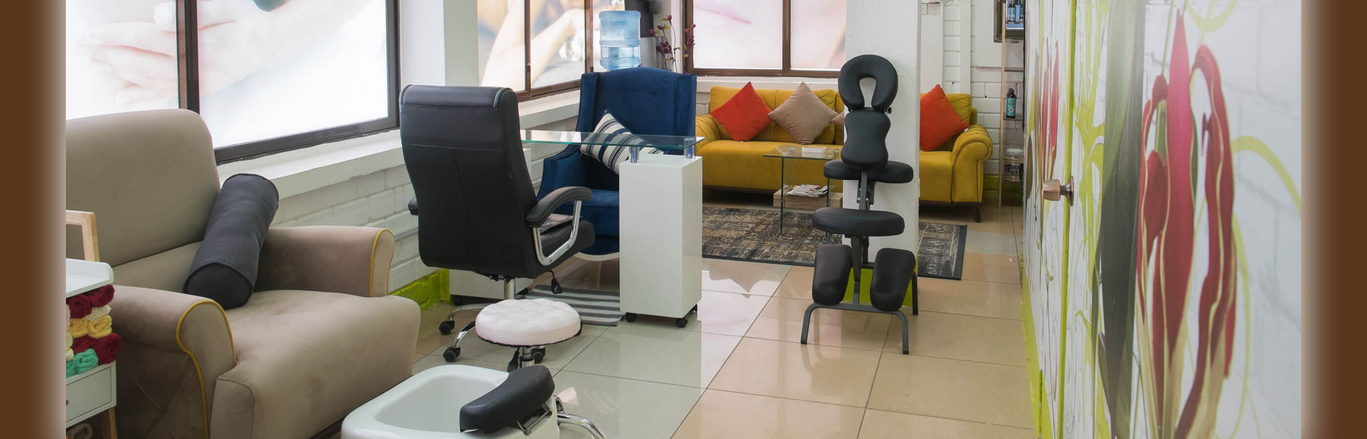 Massage and Spa salon in Accra, East Legon