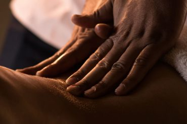 Deep Tissue Massage in Accra, East Legon