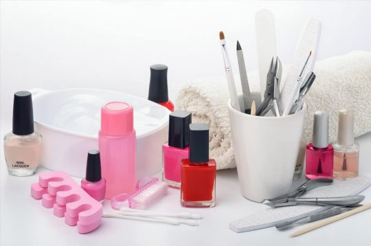 Manicure in Accra, East Legon
