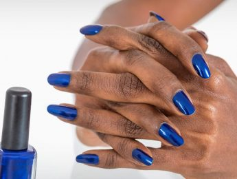 Nails polishing in Accra, East Legon