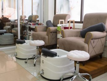Pedicure in Accra, East Legon